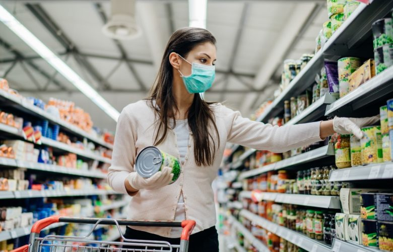 How to Shop Safely During a Coronavirus Outbreak