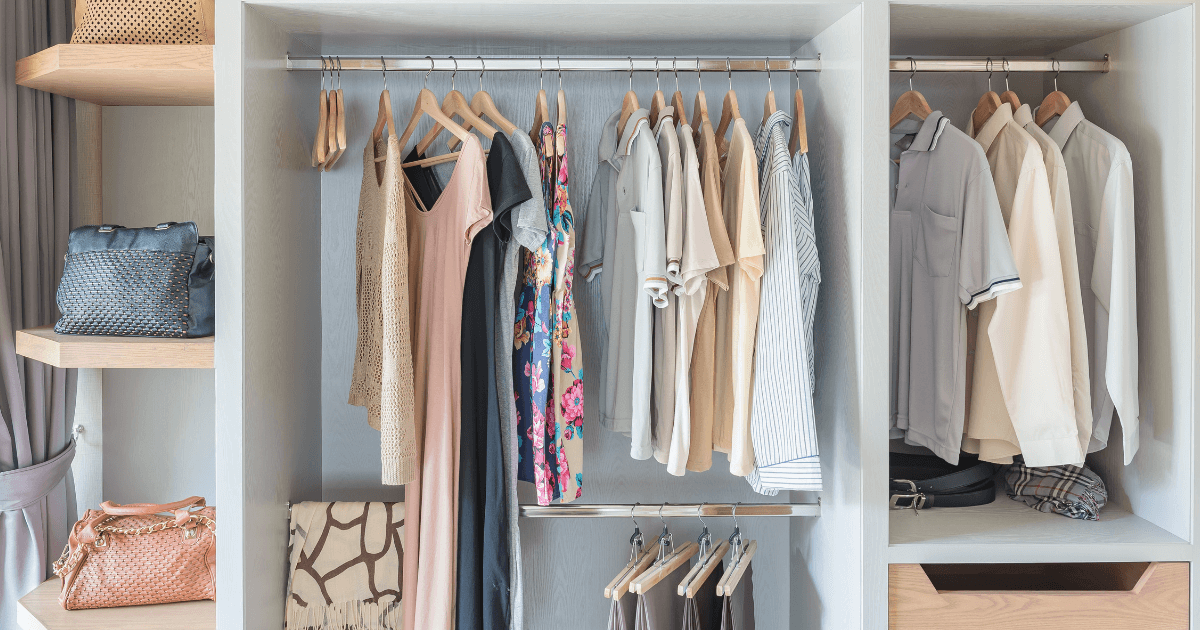 How to Organize Your Closet in Simple Way